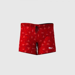 Boat Chaos Red