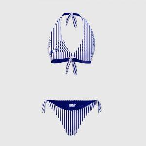 Bikini Triangolo/Slip Laccetti Donna Boat & Lines
