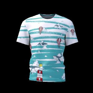T-Shirts Uomo Flyin'