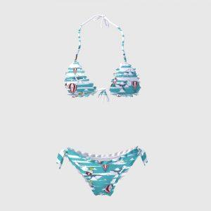 Bikini Triangolo/Slip Frou Frou Donna Flyin'