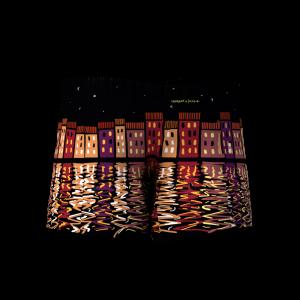 Costume Mare Uomo Midnight in Portofino